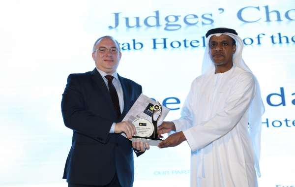 Ahmed Badawy of Jood Hospitality Hailed as Arab Hotelier of the Year in MEA Hospitality Excellence Awards 2019
