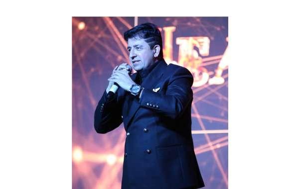 Suneel Bhambani Gold Awardee for Entrepreneur of the Year
