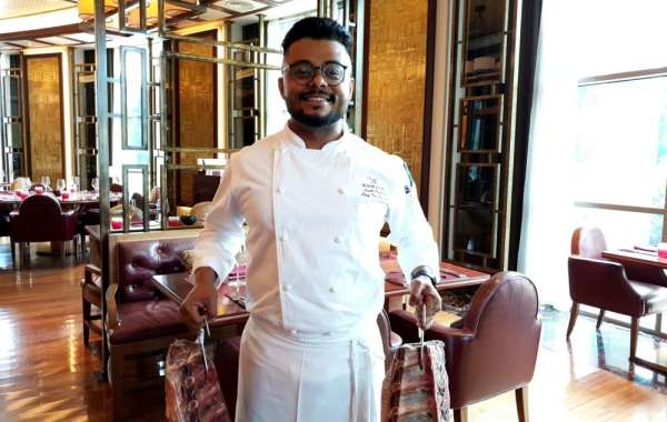 Lexington Grill at Waldorf Astoria Ras Al Khaimah appoints new Chef De Cuisine Lendl Pereira