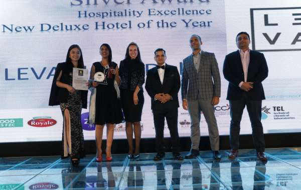 LEVA Hotel Dubai, Silver Award Winner for Hospitality Excellence Best New Deluxe Hotel of the Year