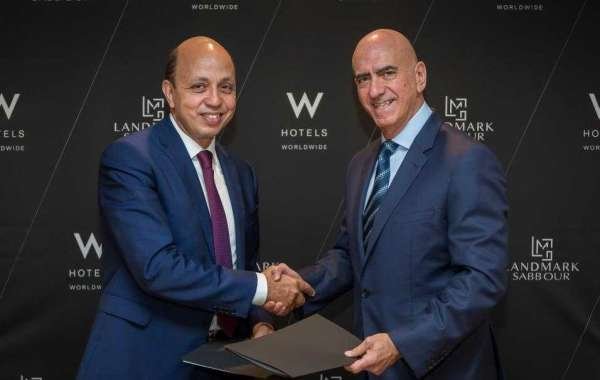 Marriott International Signs Agreement with Landmark Sabbour to Open a W Hotel in Cairo, Egypt