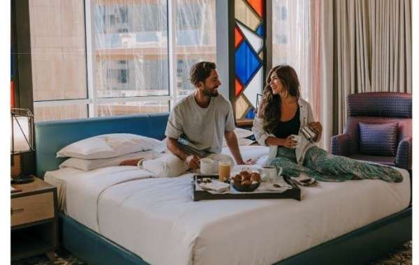 Treat Your Loved One To A Romantic Getaway This Valentine's Day With Andaz Dubai The Palm
