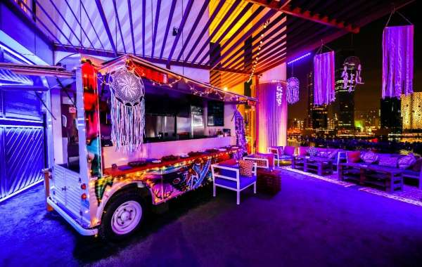 New 'All Around the World' Food Truck Menu at The Backyard