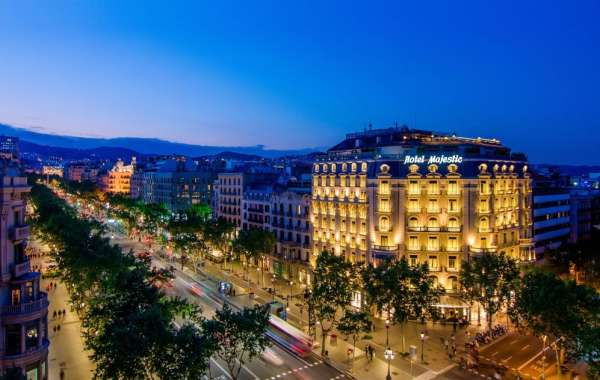 Majestic Hotel & Spa Barcelona Announces First Four Hands Menu Guest Chef of 2020: The Renowned Chef Laurent Lemal