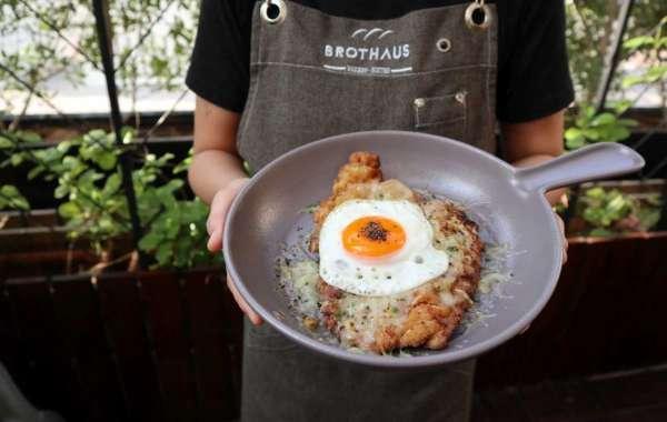 As 'Schnitzel As That' Brothaus Introduces a New Schnitzel Menu