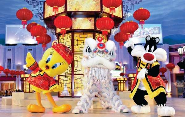 Warner Bros. World Abu Dhabi celebrates Chinese New Year