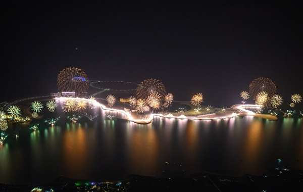 Ras Al Khaimah Marvels the World with Spectacular New Year's Eve Gala that Clinches 2 GUINNESS WORLD RECORDS™ Titles
