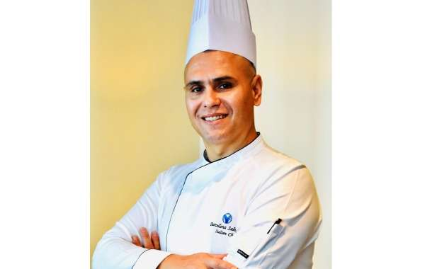 Salvatore Barcellona Appointed as Specialty Chef at Amwaj Rotana