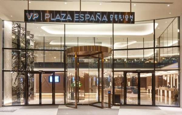 VP Plaza España Design Debuts Collaboration With Natura Bissé