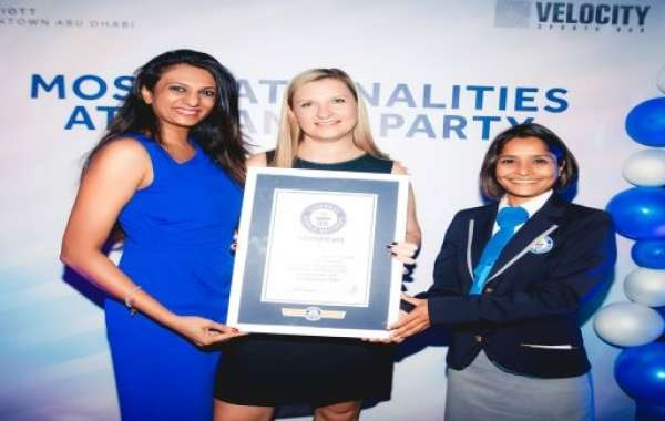 Velocity Sports Bar and Restaurant at Marriott Hotel Downtown Abu Dhabi sets a GUINNESS WORLD RECORDS™ title for Most na