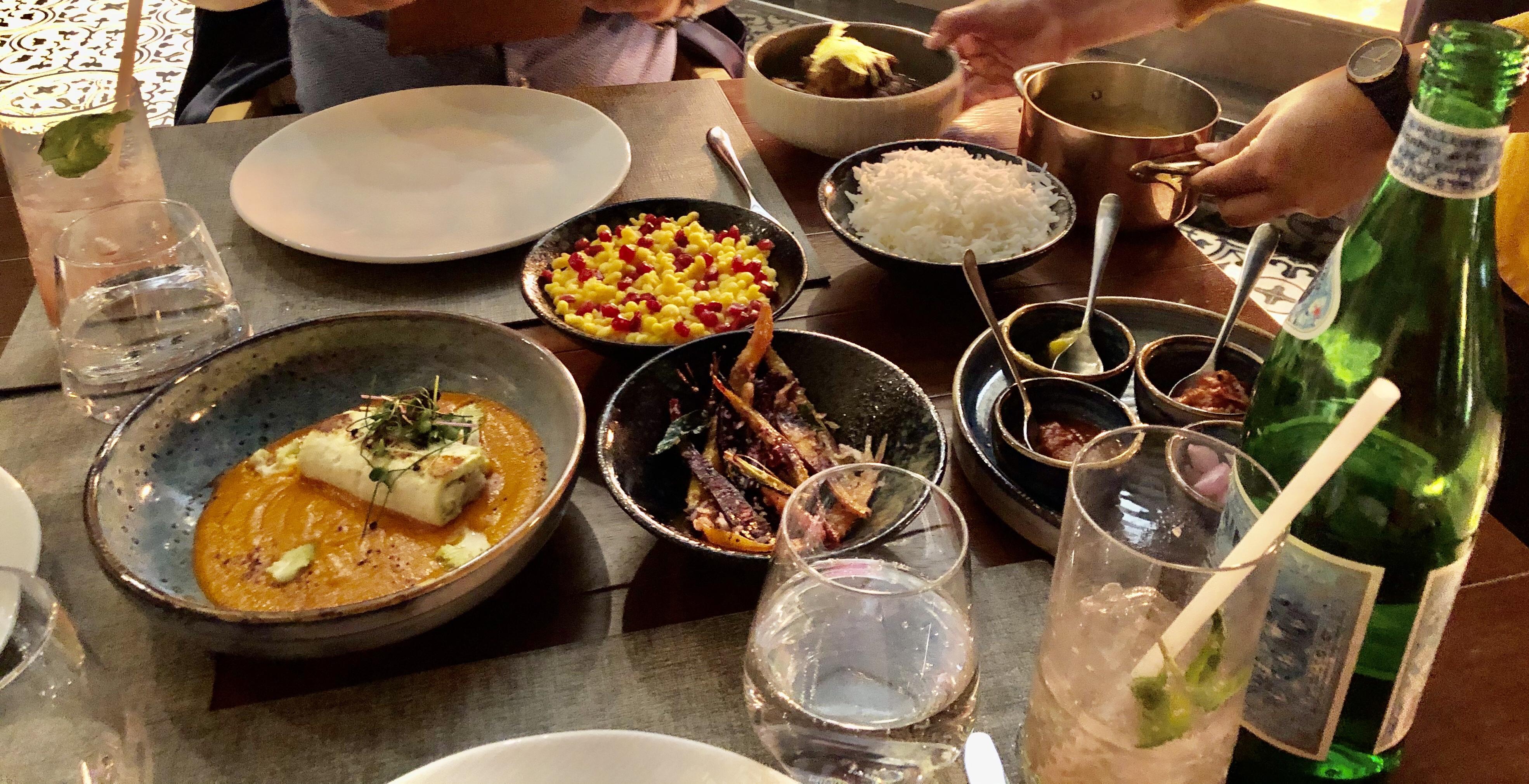 Kinara Restaurant by MasterChef Vikas Khanna – Vandanarajbhatt