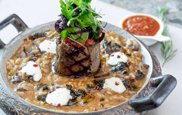 Gia Launches the UAE's First Ever Italian-Emirati Fusion Menu