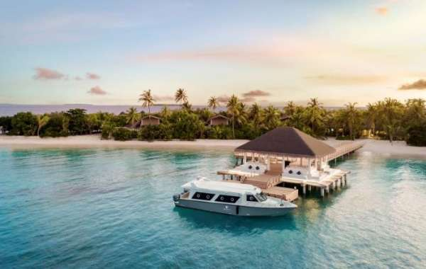 Escape To The Idyllic Atolls With JW Marriott Maldives Resort & Spa This Valentine's Day