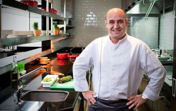 Rober Youssef Salloum Appointed As Executive Chef, Fairmont Ajman