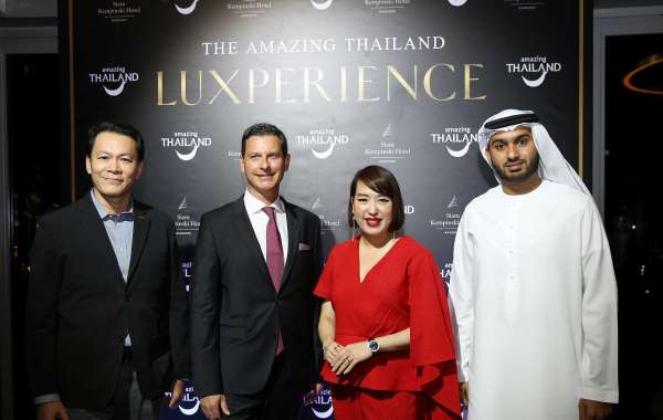 Tourism Authority of Thailand Celebrates 60th Anniversary with 'Luxperience'