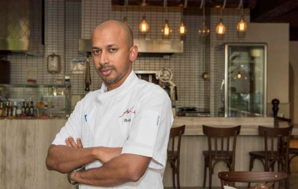 Taiko Amsterdam Celebrates Anniversary with Chef Bobby Geetha of Dubai-born Asha's Restaurant