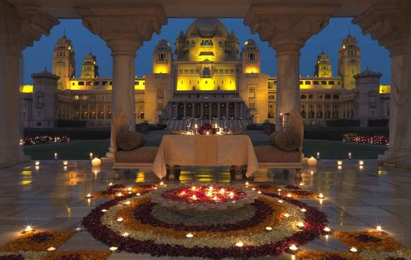 Experience The Romance Of Taj's Grand Palaces