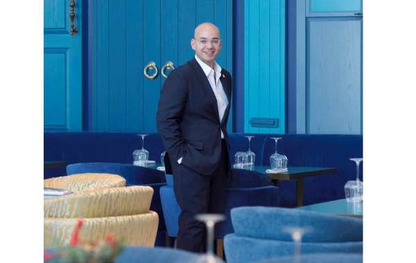 Mazi Abu Dhabi Appoints Themis Kouris as Venue Manager