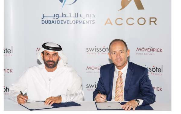 Accor To Enter Strategic Partnership With Dubai Developments For The Takeover Of Two Landmark Hotels