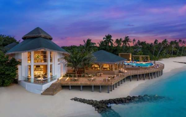 JW Marriott Maldives Resort & Spa Invites Families To Reconnect At Its Tropical Island Paradise