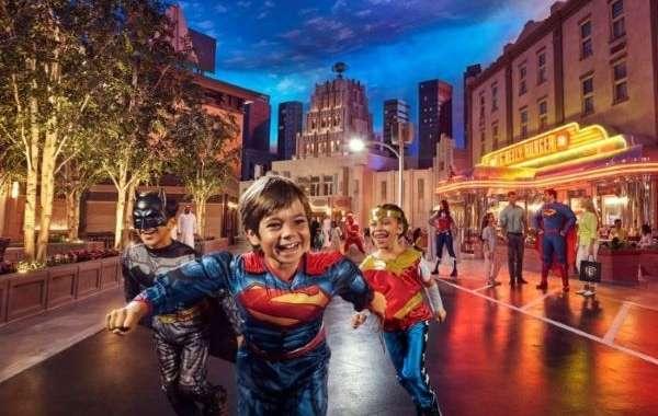 Warner Bros. World™ Abu Dhabi introduces DC Super Hero Saturday