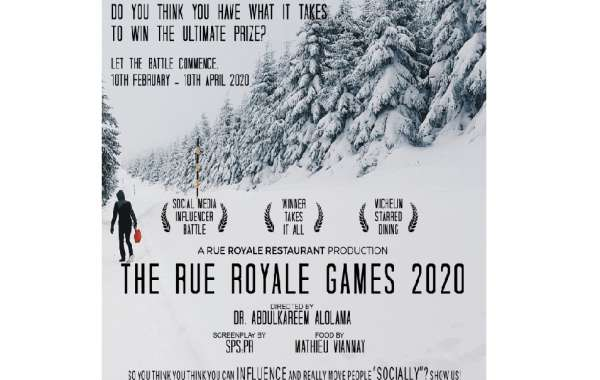 Introducing… The Rue Royale Games 2020 – The Region's First-Ever Influencer Battle