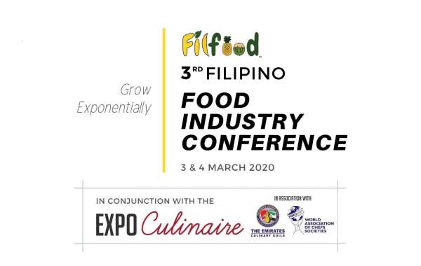 The 3rd Filipino Food Industry Conference and Food Show UAE