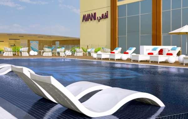 Ladies Night at LIQUID Pool & Bar Terrace at Avani Ibn Battuta Dubai