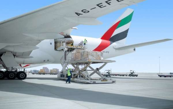 Emirates SkyCargo Deploys Capacity to Supply and Replenish Food and Medicines in the UAE