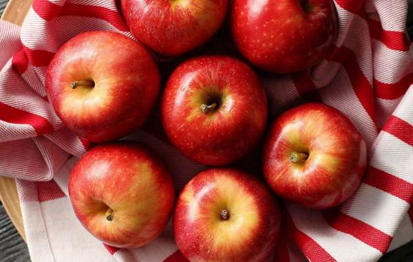 Apples from Europe   Gulfood 2020