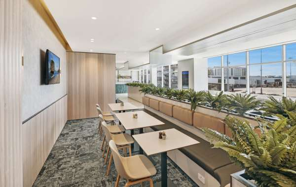 Pay-Per-Use Airport Lounge Plaza Premium Lounge Expands in Australia
