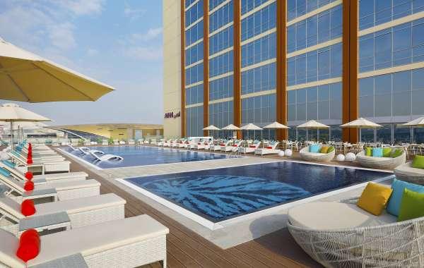 Happy Hour at LIQUID Pool & Bar Terrace at Avani Ibn Battuta Dubai