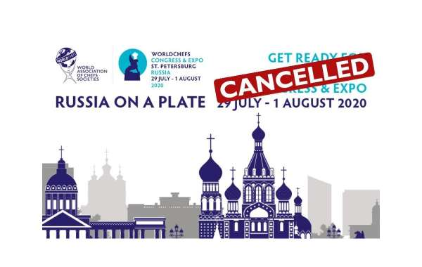 2020 Worldchefs Congress Cancelled due to COVID-19