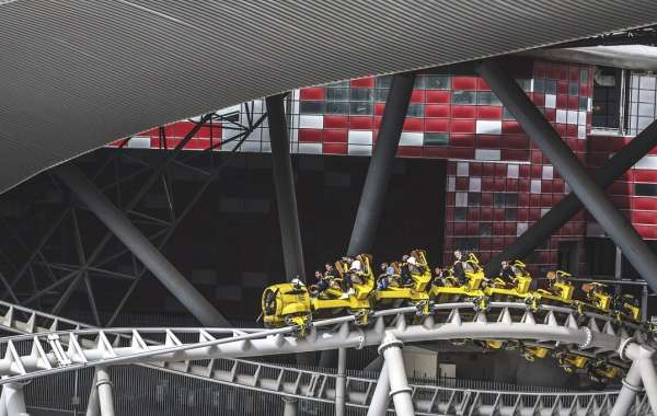 Exciting Virtual Roller Coaster Experience for Kids from Ferrari World Abu Dhabi