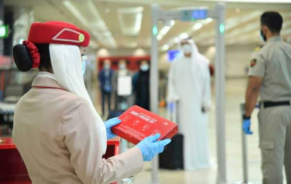 Emirates Sets Industry-leading Safety Standard for Customers Travelling