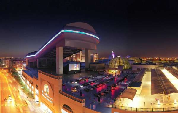 Big Screen Experience by the Launch of VOX Cinemas Drive-in at Mall of the Emirates