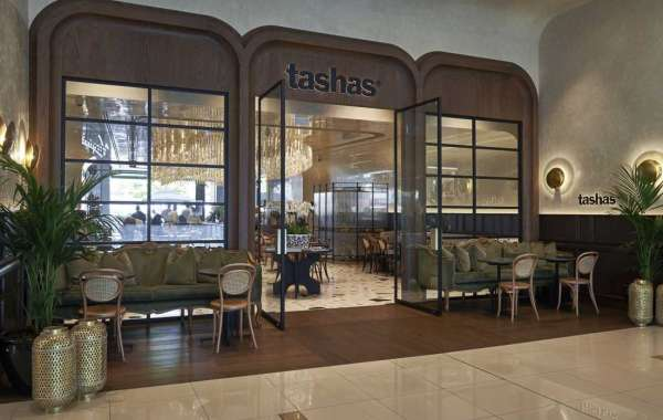 tashas Café Re-Opens its Dubai Branches