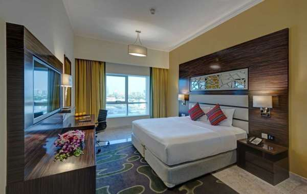 Ghaya Grand Hotel Offers All-in Long-stay Summer Deals Starting from a Price of AED 4,100* per month