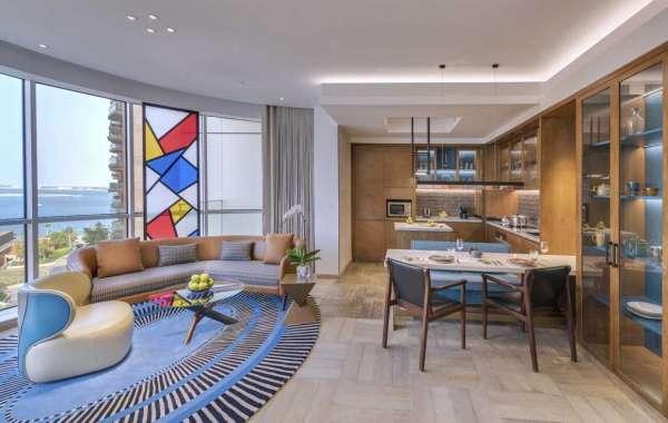 Sizzling Summer Offer at Andaz Dubai the Palm Designer Residences