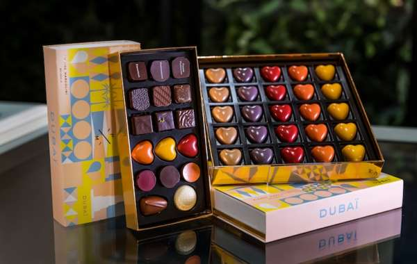 Pierre Marcolini: To Dubai with Love