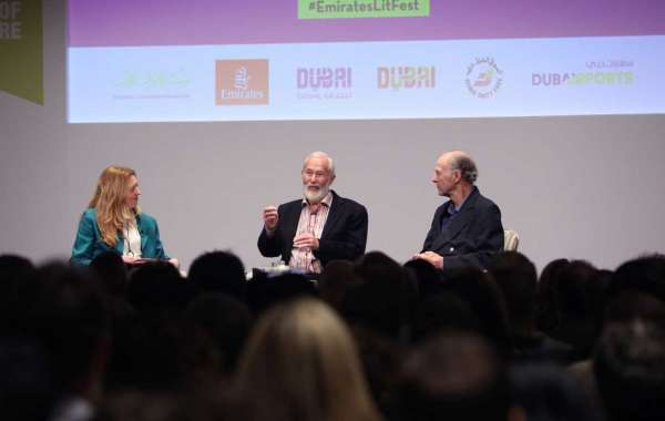 More Expert Panel Sessions from the Emirates Airline Festival of Literature 2020