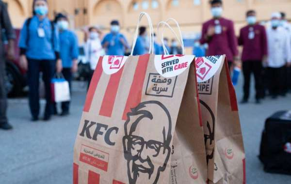 KFC Gave More Than 7,200 Meals to Frontline Heroes