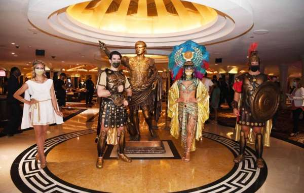 Now Open: Caesars Palace Las Vegas, Flamingo Las Vegas, The LINQ Promenade and High Roller Observation Wheel