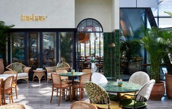 Tashas Cafe Opens in Al Barsha