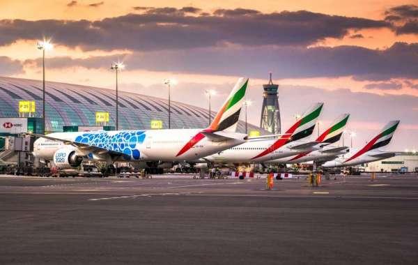 Emirates Adds Cairo, Tunis, Glasgow & Male