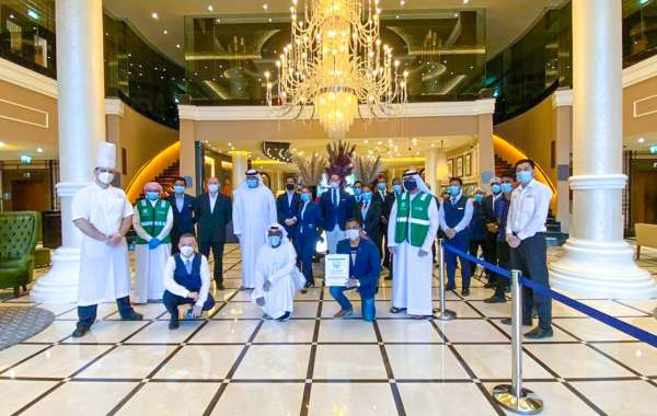 Dukes The Palm, a Royal Hideaway Hotel Received Recognition from Dubai Police Headquarters