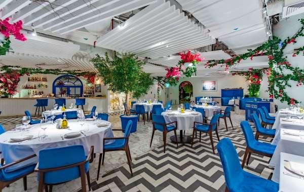OPA Greek Restaurant is Back in Business!