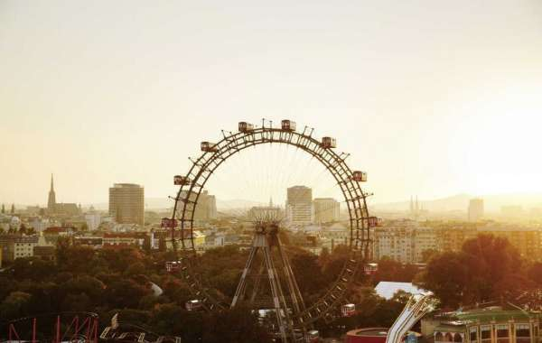 Vienna's Giant Ferris Wheel is Turning Again Alongside the Wheels of Life and Business