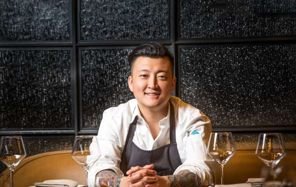 Gaggenau Masterclass with CÉ LA VI  Chef Howard Ko