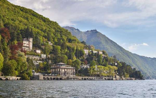 Mandarin Oriental, Lake Como Opens on 18 June 2020 with a 'Restart and Relax' Package